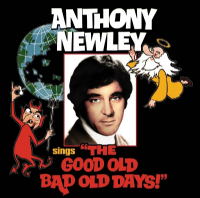 Anthony Newley The Good Old Bad Old Days CD